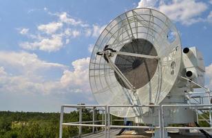 radar schotel foto