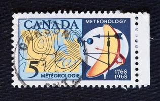 Canada meteorologie foto