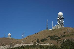 radartorens foto
