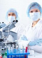 wetenschappelijk team foto