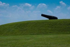 eenzaam kanon - Baltimore, Maryland