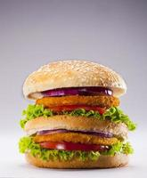 kip burger foto