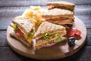 clubsandwiches foto
