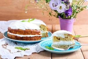 sandwich cake foto
