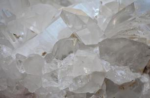 steenkristal foto