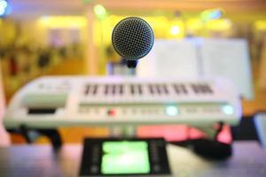microfoon foto