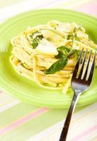 citroen pasta foto