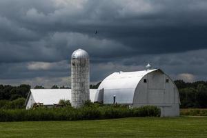 landelijke boerderij foto