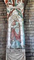 fresco schilderij foto