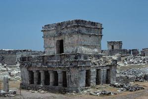 tempel van de fresco's
