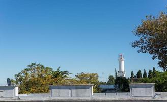 colonia de sacramento stad, uruguay, reizend zuid-amerika. worden