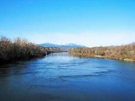 Sacramento rivier foto