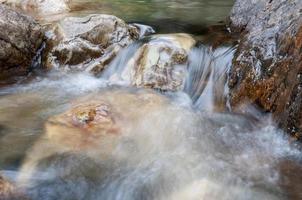 rivier in Portugal foto