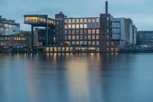 berlijn rivier spree foto