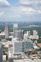 Atlanta Georgia stadsgezicht foto