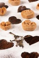 valentines cookies foto