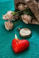 symbolen voor Valentijnsdag foto