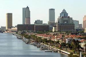 Tampa centrum