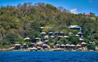 Koh Tao prachtig tropisch strand foto