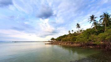 zomer eiland