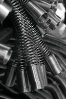 hydraulische veer foto