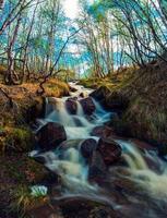lente waterval foto