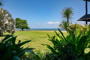 oevers van Dar es Salaam foto