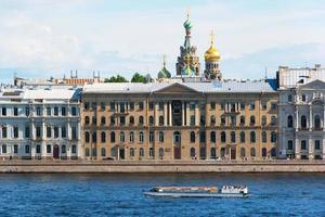 uitzicht op de st. Petersburg foto