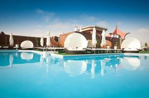 het resort foto