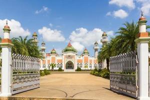 pattani centrale moskee, thailand foto