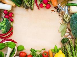 groenten foto