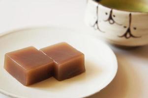 Japanse zoetwaren foto