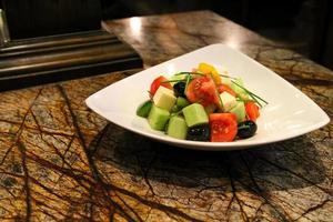 heerlijke salade foto
