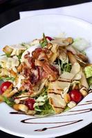 gemengde salade foto