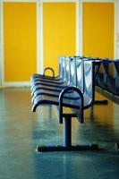 terminal stoelen foto