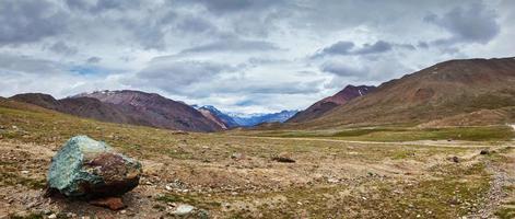 Himalaya-landschap