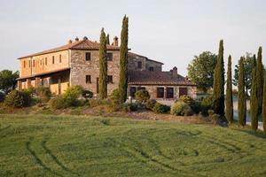 Toscane landschappen