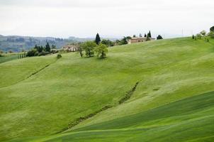 landschap van Toscane