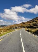 het Ierse landschap foto