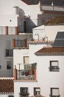 spaans stedelijk landschap foto