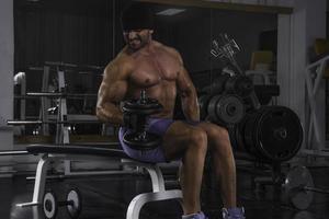 biceps hummer foto