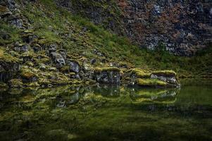 ijsland landschap foto