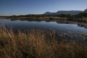 Afrikaans landschap foto