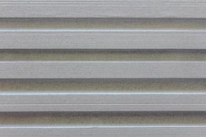 oppervlak van rijen in gipslijsten foto