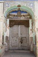 haveli fresco's. foto