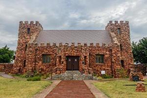kapel van de heilige stad