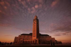 afrika marokko casablanca foto