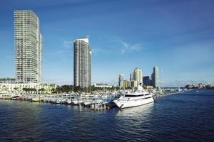 Miami Beach Marina foto