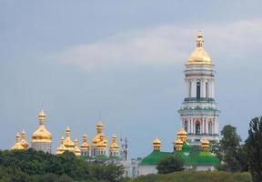 kiev pechersk lavra orthodox klooster foto
