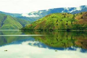 Lake Toba, Sumatra foto